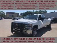 2013 Chevrolet Silverado 3500HD Dually Work Truck RWD