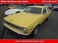 1976 Chevrolet Nova Hatchback