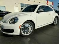 Used 2012 Volkswagen Beetle 2.5L Hatchback