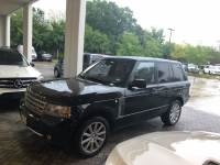 Pre-Owned 2011 Land Rover Range Rover SC Four Wheel Drive SUV