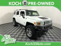 Pre-Owned 2007 Hummer H3 Luxury 4D Sport Utility 4WD