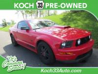 Pre-Owned 2008 Ford Mustang GT Deluxe RWD 2D Coupe