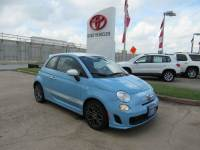Used 2017 FIAT 500 Abarth Hatchback FWD For Sale in Houston