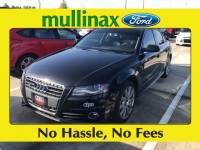 Used 2012 Audi A4 2.0T Premium Quattro Sedan I-4 cyl in Kissimmee, FL