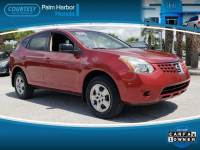 Pre-Owned 2009 Nissan Rogue S SUV in Tampa FL