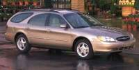 Pre-Owned 2001 Ford Taurus SE FWD Station Wagon