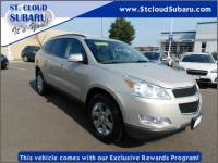 Used 2009 Chevrolet Traverse For Sale in St. Cloud, MN