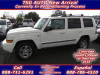 2006 Jeep Commander Limited 4.7L V8 4WD W/Leather