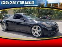 Pre-Owned 2009 INFINITI G37 Base Coupe in Jacksonville FL