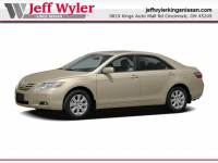 2007 Toyota Camry XLE 4dr Car