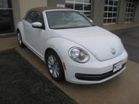 Used 2014 Volkswagen Beetle 2dr DSG 2.0L TDI w/Sound/Nav Convertible For Sale in Madison, WI