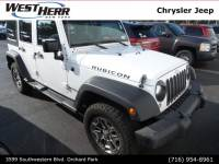 2015 Jeep Wrangler Unlimited Unlimited Rubicon SUV