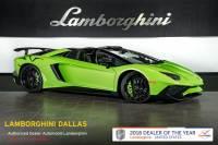 Used 2017 Lamborghini Aventador SV For Sale Richardson,TX   Stock# LC542 VIN: ZHWUR3ZD5HLA05293