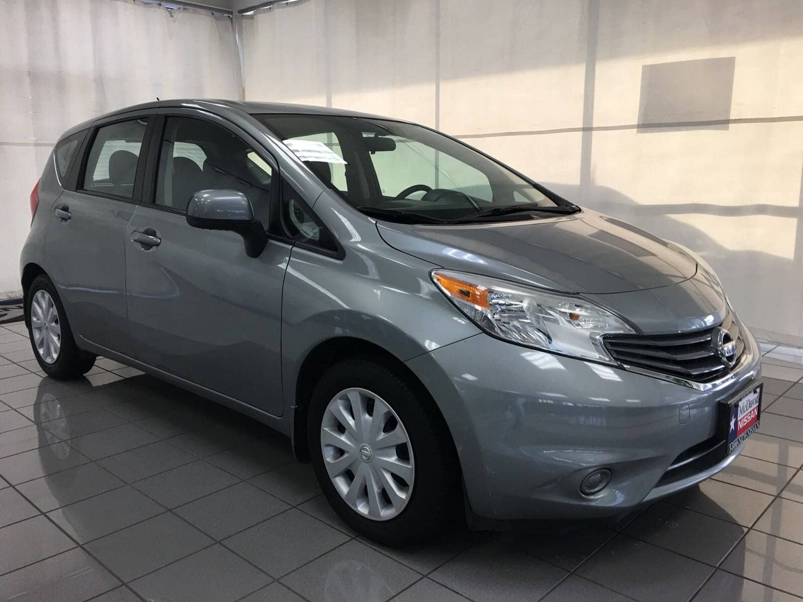 Photo Used 2014 Nissan Versa Note SV For Sale  Houston TX  Stock EL357900