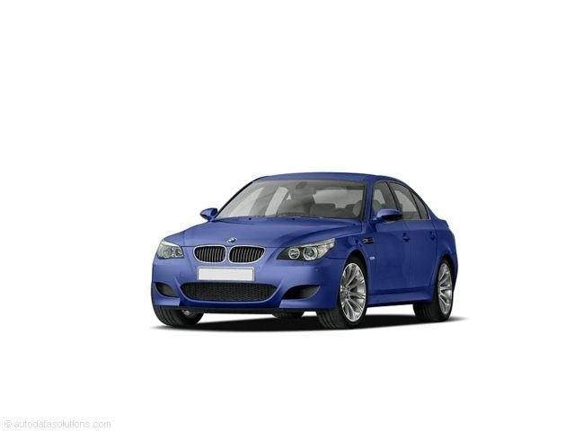 Photo Used 2006 BMW M5 in Pittsfield MA
