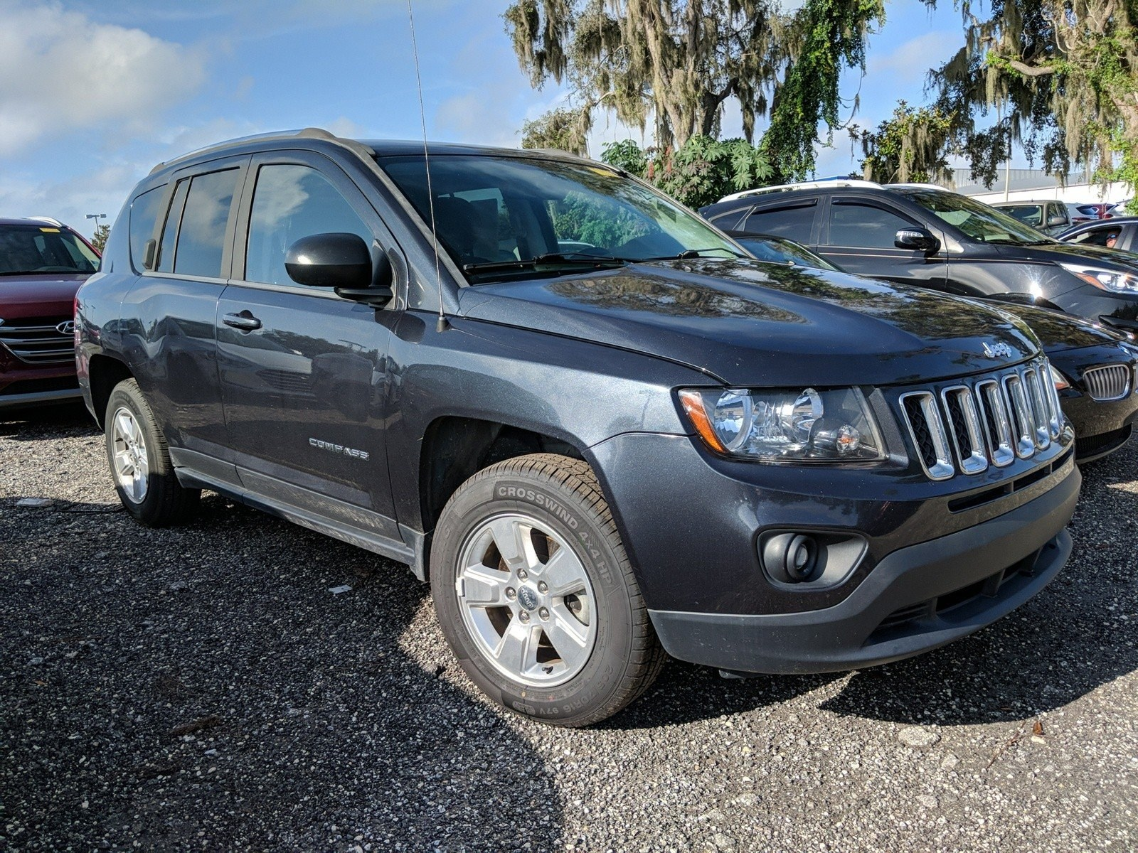Photo Used 2014 Jeep Compass Sport FWD SUV For Sale Leesburg, FL