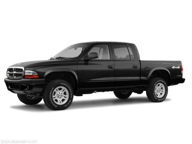 Photo Used 2004 Dodge Dakota SportSXT Black For Sale  Bennington VT  VIN1D7HG38K94S634977