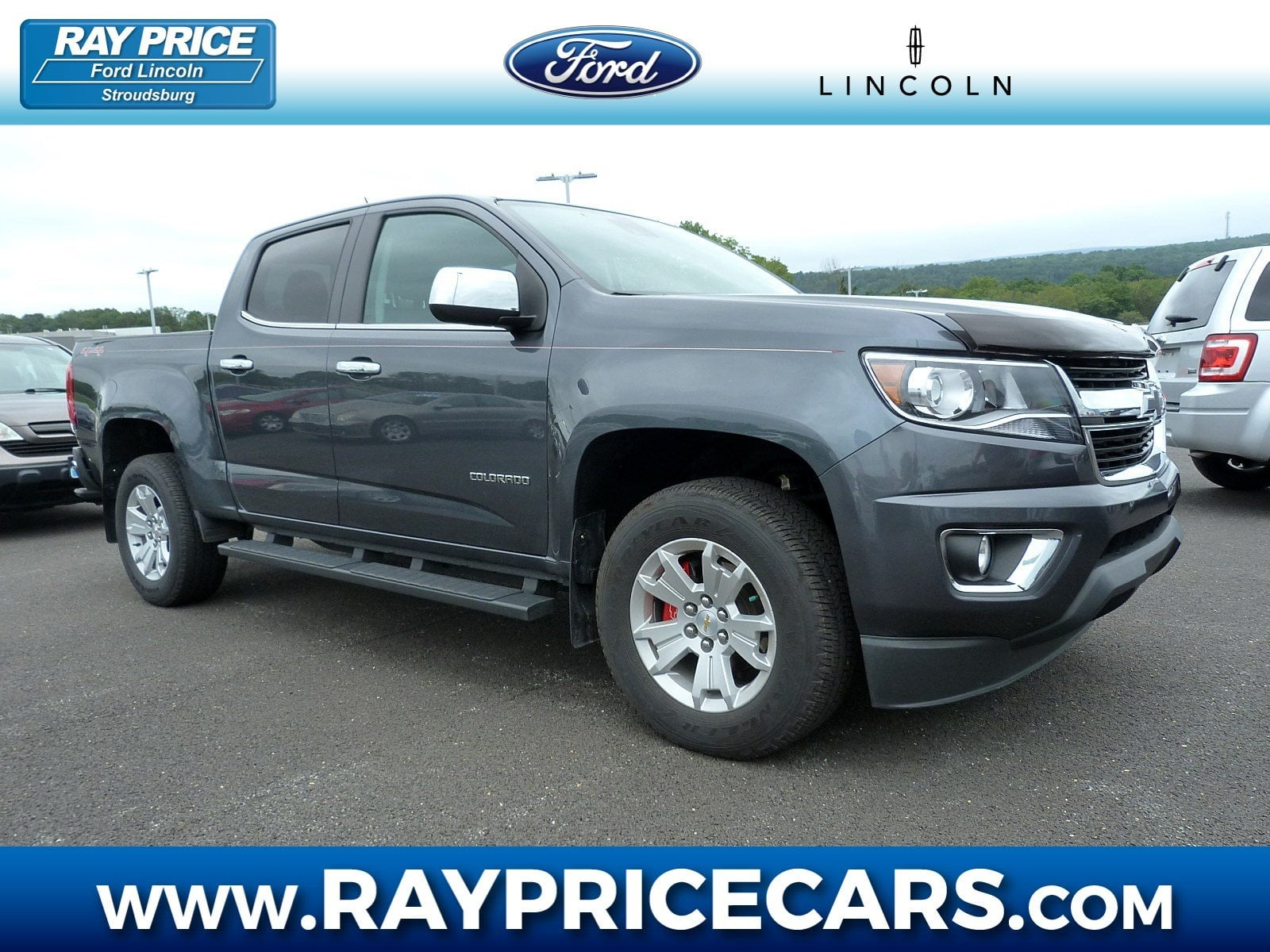Photo Used 2016 Chevrolet Colorado 4WD LT For Sale Stroudsburg, PA