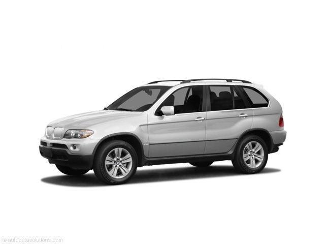 Photo 2006 BMW X5 4.4i SUV