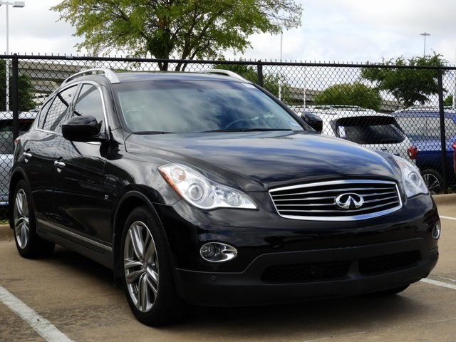 Photo Pre-Owned 2015 INFINITI QX50 SUV For Sale in Frisco TX