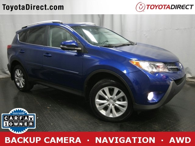Photo 2014 Toyota RAV4 4WD Limited SUV All-wheel Drive