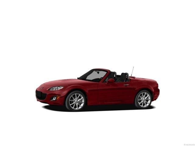 Photo Used 2012 Mazda Mazda MX-5 Miata Touring Hard Top A6 Convertible for sale in Carrollton, TX