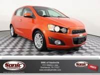Pre-Owned 2012 Chevrolet Sonic Hatch 2LT