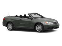 Pre-Owned 2013 Chrysler 200 Touring FWD Convertible