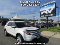 2011 Ford Explorer Limited 4WD 4X4