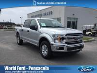 2018 Ford F-150 XLT Truck SuperCrew Cab 4x4 in Pensacola