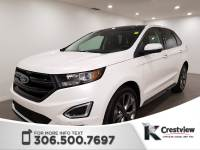 Certified Pre-Owned 2017 Ford Edge Sport AWD   Leather   Sunroof   Navigation AWD Sport Utility