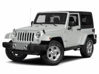 2015 Jeep Wrangler Sport 4x4 Convertible