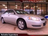 2008 Chevrolet Impala LS Sedan FWD For Sale in Springfield Missouri