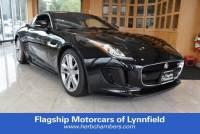 2016 Jaguar F-TYPE S Coupe in Lynnfield