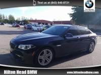 2015 BMW 5 Series 535i * BMW CPO Warranty * One Owner * M Sport * Na Sedan Rear-wheel Drive