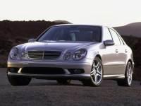 Used 2003 Mercedes-Benz E-Class E 55 AMG® Sedan AMG® V8 SMPI SOHC 24V Supercharged Intercooled for sale in O'Fallon IL
