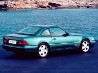 1999 Mercedes-Benz SL-Class Convertible Rear-wheel Drive
