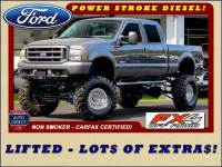 2003 Ford Super Duty F-250 XLT Sport Crew Cab 4x4 FX4 - LIFTED - EXTRA$!