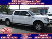 2012 Ford F-150 Lariat SuperCrew 3.5L V6 Turbo 4WD W/Leather