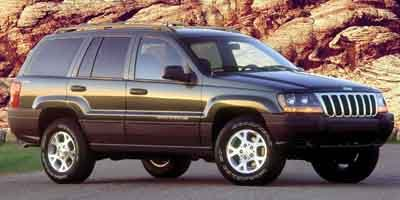 Photo Pre-Owned 2000 Jeep Grand Cherokee Laredo 4WD Sport Utility