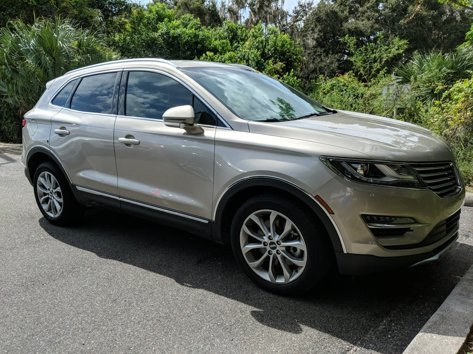 Photo Used 2015 Lincoln MKC SUV For Sale Leesburg, FL