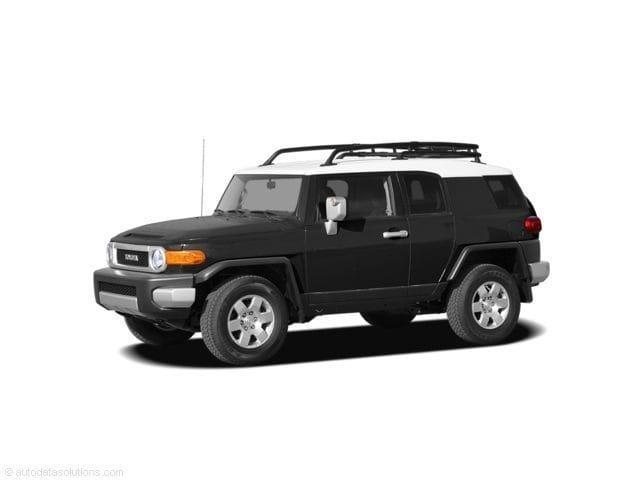 Photo Used 2007 Toyota FJ Cruiser For Sale  Jacksonville FL