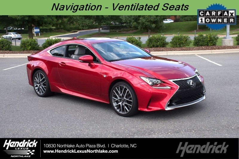 Photo 2015 LEXUS RC 350 F-Sport Coupe in Franklin, TN
