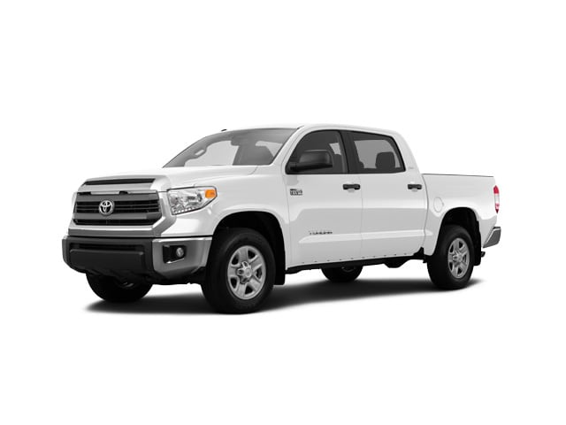 Photo 2015 Toyota Tundra SR5 TSS Edition, Leather  Navigation Truck CrewMax 4x2 4-door