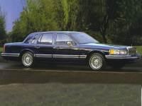 Used 1994 Lincoln Town Car Executive Sedan Near Indianapolis