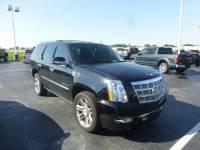 Pre-Owned 2014 Cadillac Escalade Platinum Edition With Navigation & AWD