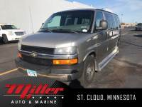 Pre-Owned 2004 Chevrolet Express Van G1500 Base AWD