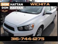Pre-Owned 2013 Chevrolet Sonic LT FWD 4D Sedan