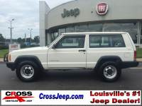 PRE-OWNED 1997 JEEP CHEROKEE SE 4WD