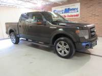 2013 Ford F-150 FX4 4x4 FX4 SuperCrew Styleside 5.5 ft. SB